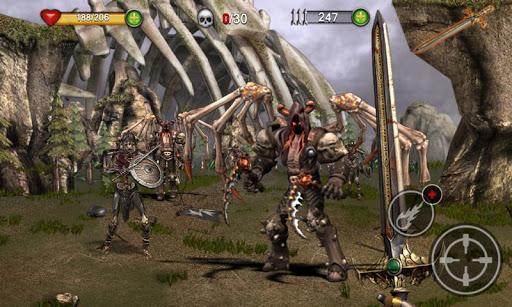 Infinity Sword screenshot 12