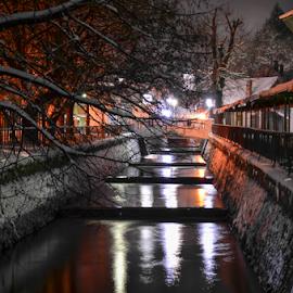 by Predrag Uskokovic - City,  Street & Park  Neighborhoods (  )