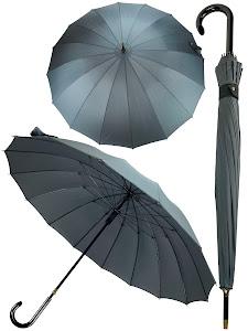 Зонт трость L, фиолетовый
