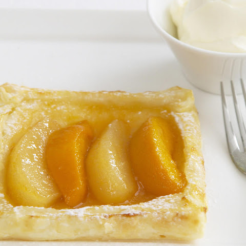 Peach and Pear Tarts