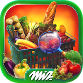 Hidden Objects Supermarket APK for Bluestacks