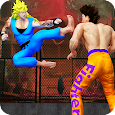 Dragon Karate Fighting: Super Kung Fu Shadow Fight