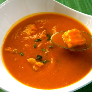 Sweet Potato Fish Soup Recipes