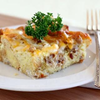 Egg Sausage Dinner Recipes