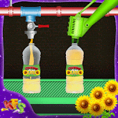 Cooking Oil Factory && Maker APK for Bluestacks