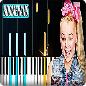 Jojo Siwa Boomerang Piano Game For PC / Windows 7/8/10 / Mac – Free Download