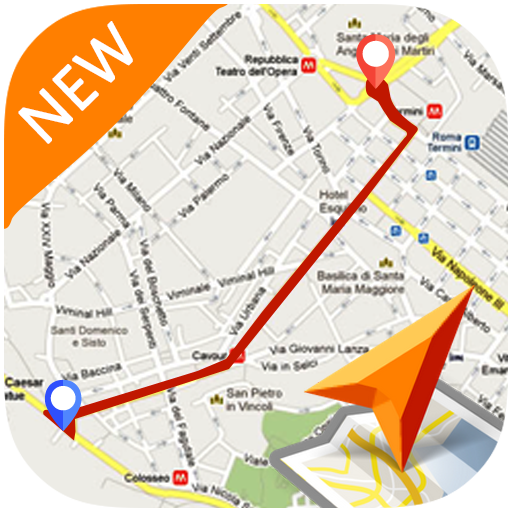 Easy Route Finder