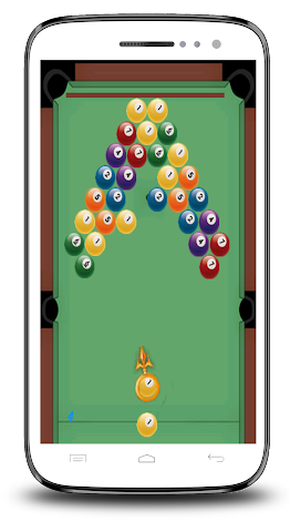 android Piscine 8 Ball Shooter Screenshot 4