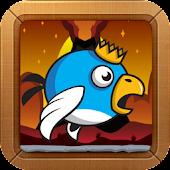 Angry Volcano Birds: Zfighter APK for Ubuntu