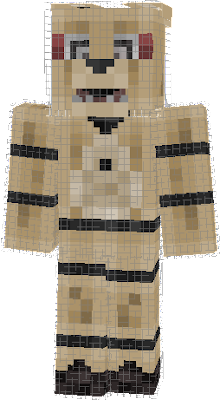 This skin is made by me in Planet Minecraft. Is edited with recourse pack editor (New version).