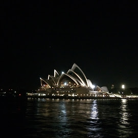 Sydney Opera House by Doug MacAskill - Novices Only Landscapes ( syndey opera house, syndey, harbour, australia, city )