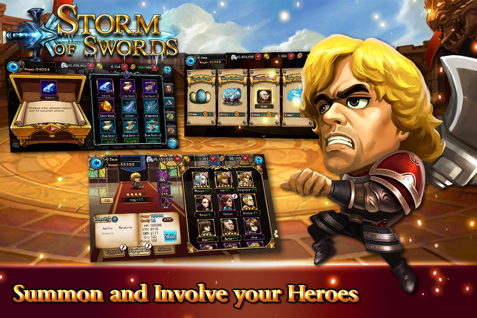 Storm of Swords Screenshot 3