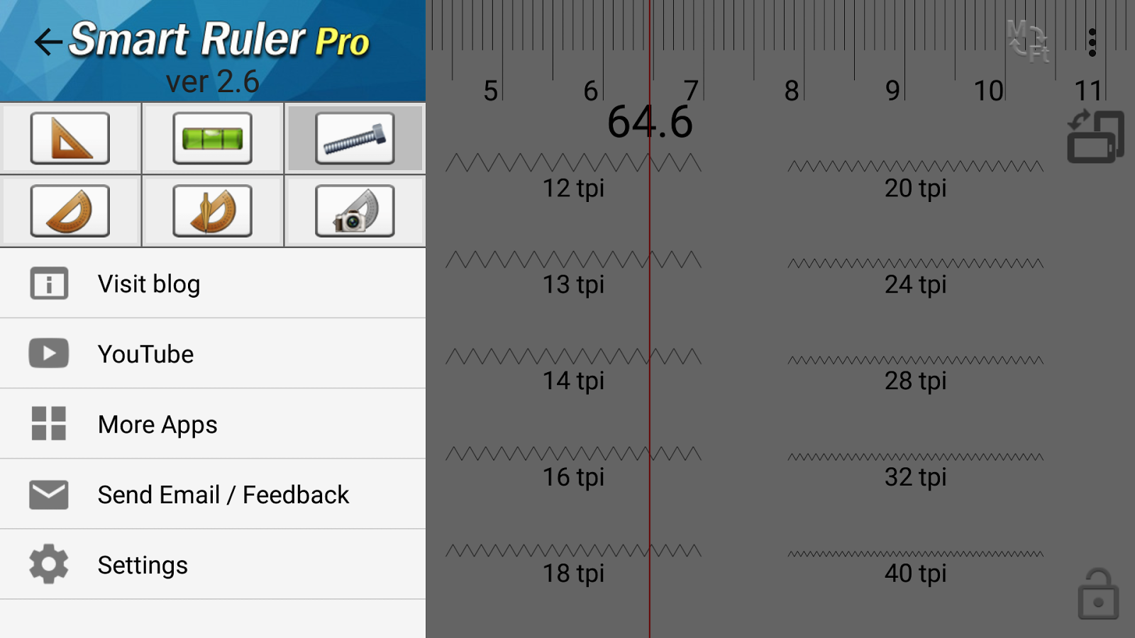 Smart Ruler Pro Screenshot 7
