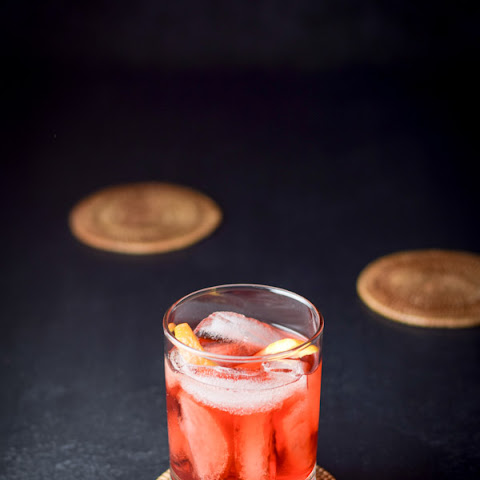 The Negroni Aperitif Cocktail