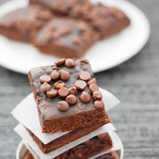 Chocolate Brownies Yogurt Recipes