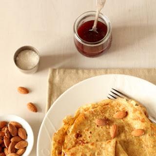Almond Milk Crepes Recipes