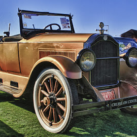 0767-TA-0718-02-16 by Fred Herring - Transportation Automobiles