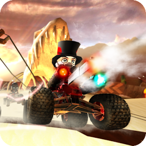 Cracking Sands - Combat Racing (Unreleased) APK Cracked Download