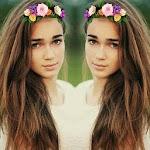 Collage Photo Mirror & Face Live Camera Icon