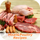 2000+ Meat&Poultry Recipes APK icon