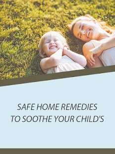 Safe Home Remedies - screenshot