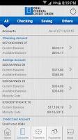 Screenshot of ORNL Federal Credit Union