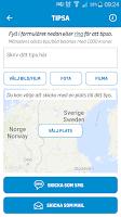 Screenshot of Fagersta Posten
