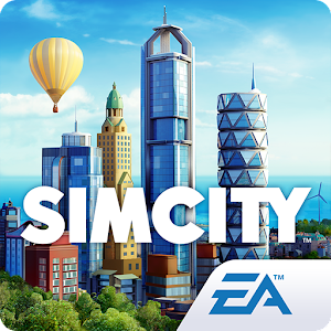 SimCity BuildIt for PC-Windows 7,8,10 and Mac