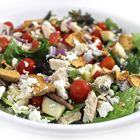 Panera Fuji Apple Chicken Salad Made Skinny