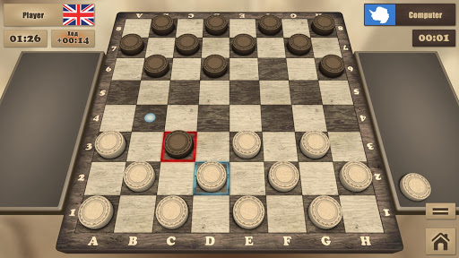 Real Checkers - screenshot