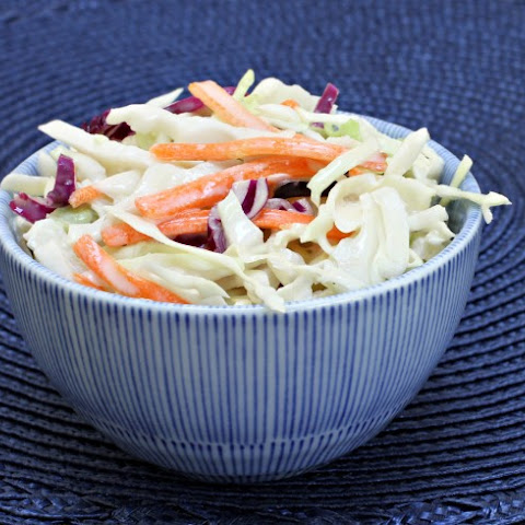 Famous Dave's Creamy Sweet & Sour Coleslaw