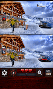 Game Find the differences 300 level APK for Kindle