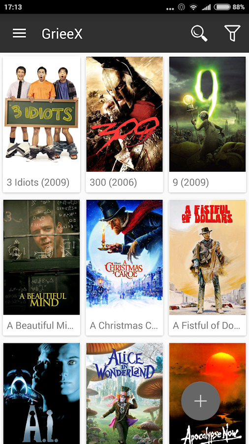 GrieeX - Movies & TV Shows Pro Screenshot 0