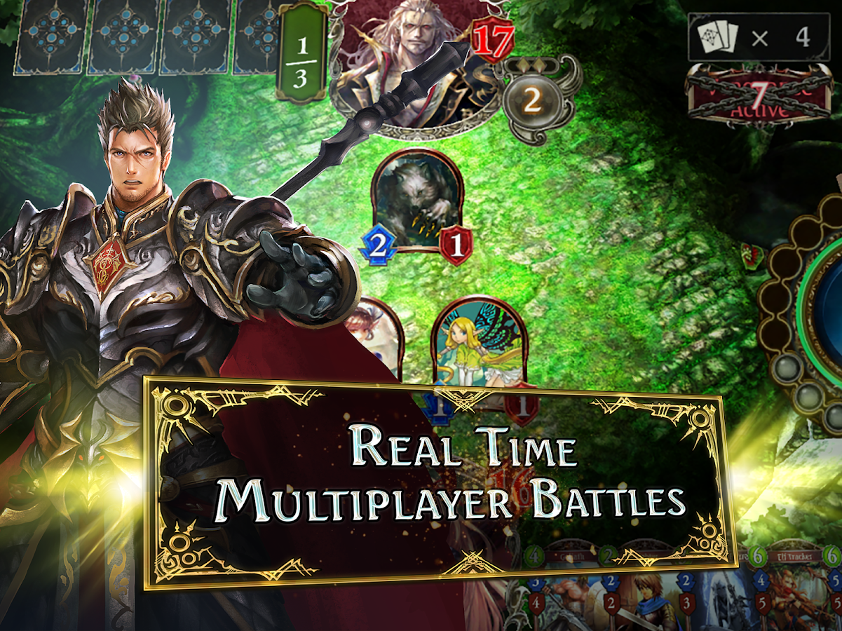Shadowverse CCG Screenshot 6