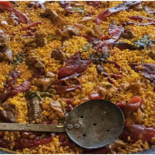 Pork Ribs Paella Rice - cooking class