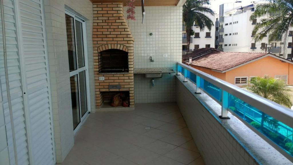 Apartamento residencial à venda, Acarau, Ubatuba.