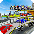 Download Cargo Bike Car Transport 3D APK for Android Kitkat
