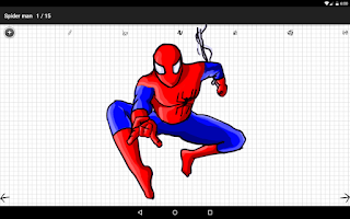 Screenshot of How to Draw Pro