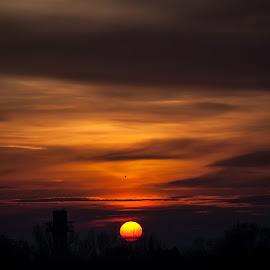 08.02.2016 by Viorel Sararu - Landscapes Sunsets & Sunrises