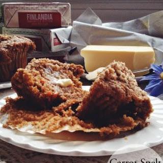 Spelt Carrot Muffins Recipes