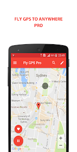 Fly GPS Pro (No Ads) Screenshot