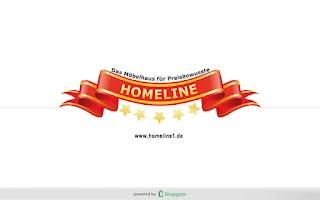 Screenshot of homeline1