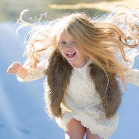 Jumping for Joy by Kellie Jones - Babies & Children Children Candids (  )