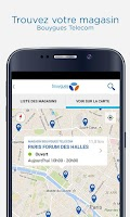 Screenshot of Espace Client Mobile