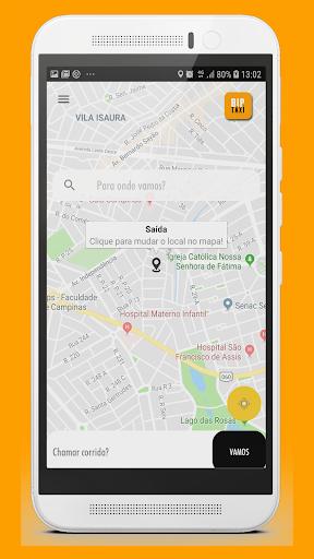 Bip Táxi screenshot 1