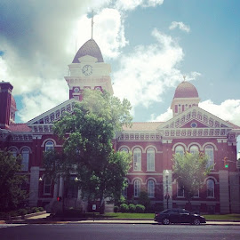 Love this old Courthouse in Crown Point, IN  by Laura Mohoi - Buildings & Architecture Public & Historical