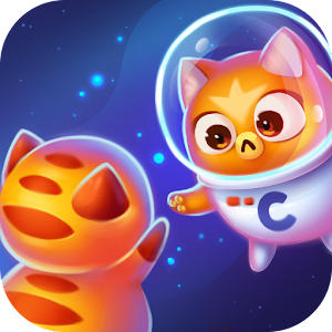 Space Cat Evolution: Kitty collecting in galaxy For PC (Windows & MAC)