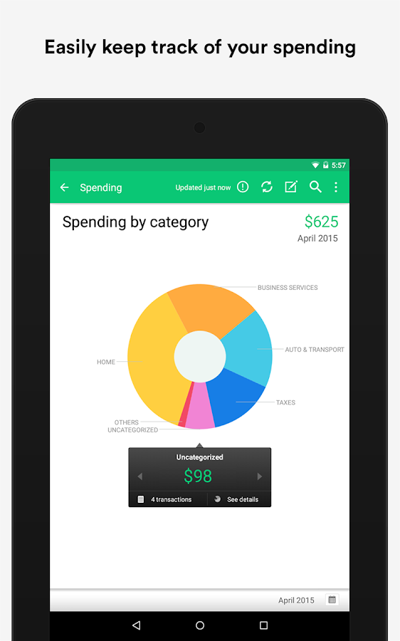 Mint: Personal Finance & Money Screenshot 14