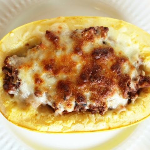 Spaghetti Squash Casserole Recipe – 21 Day Fix Approved