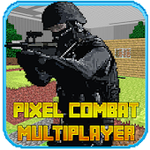 Game Pixel Combat Multiplayer HD APK for Windows Phone
